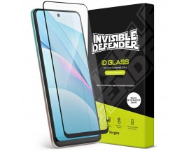 Folie Sticla Premium Ringke Invisible Defender Glass Compatibila Cu Xiaomi Mi 10T Lite 5G, Transparenta