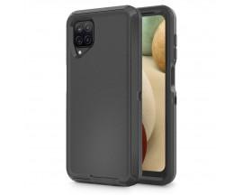Husa Protectie Upzz Tech Adventure Compatibila Cu Samsung Galaxy M12, Negru
