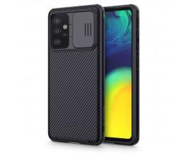 Husa Premium Nillkin CamShield Pentru Samsung Galaxy A52 4G / A52 5G - Protectie La Camera