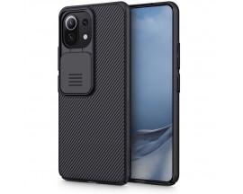 Husa Premium Nillkin CamShield Pentru Xiaomi Mi 11 Lite / Mi 11 Lite 5G - Protectie La Camera