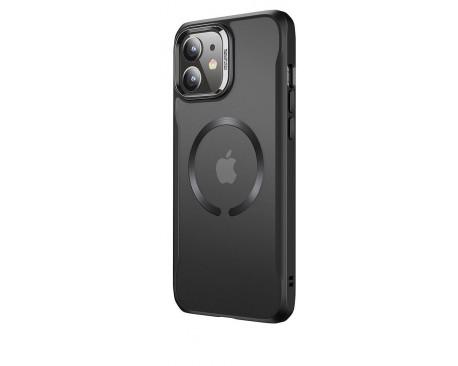 Husa Premium Esr Ch Halolock MagSafe Compatibila Cu iPhone 12 / 12 Pro, Negru