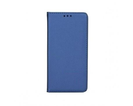 Husa Flip Cover Upzz Smart Case Compatibila Cu Samsung Galaxy A72, Albastru