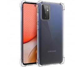 Husa Spate Upzz Crystal Armor Compatibila Cu Samsung Galaxy A72 / A72 5G, Tehnologie Air Cushion, Transparenta