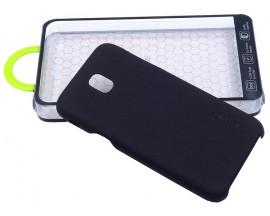 Husa Spate G-case Samsung J3 2017 Slim Leather Black