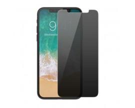 Folie Sticla Premium Full Cover Privacy Upzz Glass Iphone Xs/11 Pro Cu Adeziv Pe Toata Suprafata