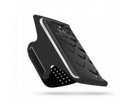 Husa Alergare Upzz Tech Protectsport Armband Pentru Telefoane Pana La 6,5 Inch ,negru