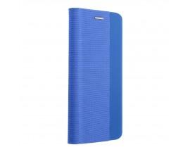 Husa Tip Carte Forcell Sensitive Compatibila Cu Samsung Galaxy A02s, Albastru