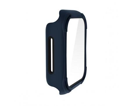 Husa Protectie Ceas Uniq Torres Compatibila Cu Apple Watch 4 / 5 / 6 / Se ( 40mm ), Albastru