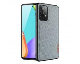Husa Premium Duxducis Fino Compatibila Cu Samsung Galaxy A32 5G, Albastru