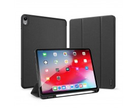 Husa DuxDucis Domo Compatibila Cu iPad Air 4 2020, Negru