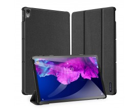 Husa Tableta Duxducis Domo Compatibila Cu Lenovo Tab P11 11.0 Tb-j606, Negru
