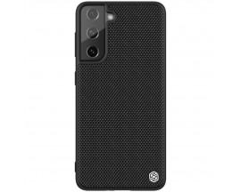 Husa Spate Nillkin Rugged Textured Compatibila Cu Samsung Galaxy S21+ Plus 5G, Negru