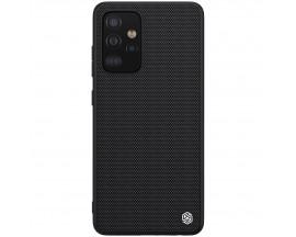 Husa Spate Nillkin Rugged Textured Compatibila Cu Samsung Galaxy A72 4G, Negru