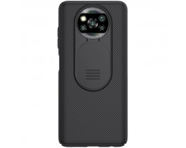 Husa Premium Nillkin Camshield Pentru Xiaomi Poco X3 Nfc / Poco X3 Pro - Protectie La Camera