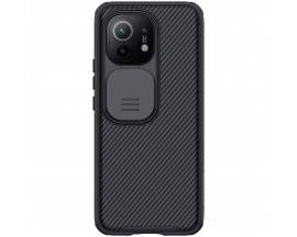 Husa Premium Nillkin Camshield Pentru Xiaomi Mi 11 - Protectie La Camera