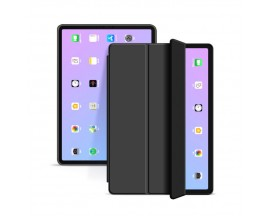 Husa Upzz Tech Smartcase Ipad Air 4 2020, Negru
