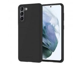 Husa Spate Silicon Goospery Jelly Compatibila Cu Samsung Galaxy S21 Plus, Negru