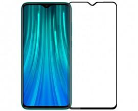 Folie Ecran Bestsuit Nano Glass Flexible 9h Compatibila Cu Samsung Galaxy A50 Cu Margini Negre