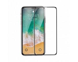 Folie Sticla Securizata Premium Baseus iPhone Xs Full Glue ,full Cover Sofdt Edge