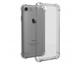 Husa Anti-Shock TPU silicon Crystal Clear iPhone 6 6s Fumurie