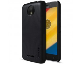 Husa slim NILLKIN Frosted Moto C Plus Black