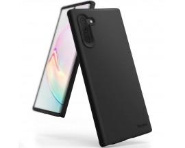 Husa Premium Ringke Air S  Compatibila Cu Samsung Galaxy Note 10 Negru , Silicon