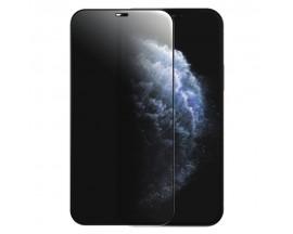 Folie Sticla Premium Joyroom Knight Compatibila Cu iPhone 12 Mini, Privacy Anti Spy - JR-PF601