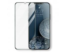 Folie Sticla Premium Joyroom Knight Compatibila Cu iPhone 12 / 12 Pro, Ceramic Super Rezistenta - JR-PF611
