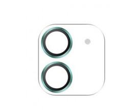 Folie Sticla Camera Joyroom Shining Compatibila Cu iPhone 12, Verde JR-PF687
