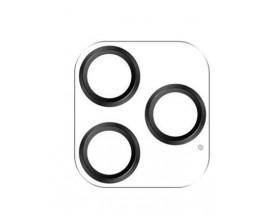 Folie Sticla Camera Joyroom Shining Compatibila Cu iPhone 12 Pro Max, Negru - JR-PF689