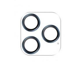 Folie Sticla Camera Joyroom Shining Compatibila Cu iPhone 12 Pro Max, Albastru  JR-PF689