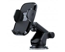 Suport Auto Joyroom Mechanical Pentru Bord sau Parbriz, Negru JR-ZS259