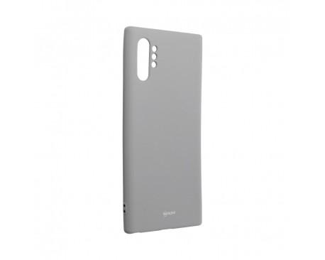 Husa Spate Silicon Roar Jelly Compatibila Cu Samsung Galaxy Note 10 Plus, Gri