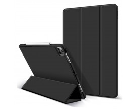 "Husa Upzz Tech Smartcase Sc Pen Compatibila Cu Ipad Pro 12.9"" 2021, Negru"