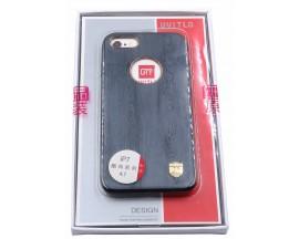 Husa Uyitlo Wood iPhone 7 Gri