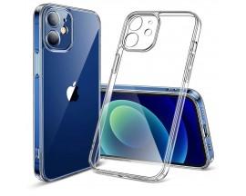 Husa Spate Premium Esr Classic Hybrid Fc Compatibila Cu iPhone 12, Transparenta