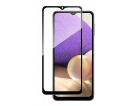 Folie Nano Hybrid Wozinsky Compatibila Cu Samsung Galaxy A32 5G, Transparenta Cu Margine Neagra