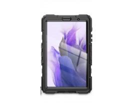 """Husa Tableta Upzz Tech Solid 360 Compatibila Cu Samsung Galaxy Tab A7 Lite 8.7"""" Model T220 / T225. Negru"""