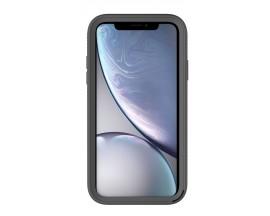 Husa Upzz Techsuit Defense 360 Compatibila Cu iPhone Xr, Folie Protectie Inclusa, Negru