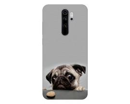 Husa Silicon Soft Upzz Print Compatibila Cu Xiaomi Redmi 9 Model Dog