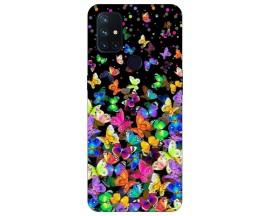 Husa Silicon Soft Upzz Print Compatibila Cu OnePlus Nord N10 5G Model Colorature