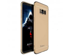 Husa 3 In1 Ipaky Samsung S8 Gold