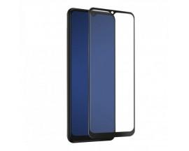 Folie Premium Mr. Monkey Sticla Securizata Compatibila Cu Samsung Galaxy A22 5G, Transparenta Cu Margine Neagra