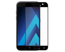Folie sticla full cover MIXON Samsung A7 2016 Negru