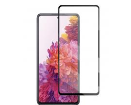 Folie Sticla Securizata Full Glue 5d Compatibila Cu Samsung Galaxy S20 Fe, Dreapta Case Friendly