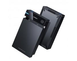 Carcasa Rack pentru HDD / SSD Extern, Ugreen 50422, Drive 2.5 si 3.5 inch, USB 3.0, SATA, UASP, Design Tool-free - 854226