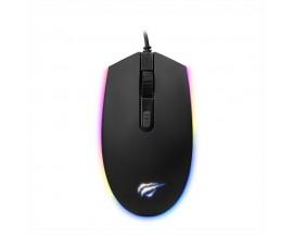 Mouse Gaming, Havit GAMENOTE MS1003, retroiluminat RGB, 2400DPI, 4 butoane - 9017965