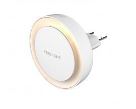 Lampa LED de veghe Yeelight YLYD11YL, cu senzor de lumina, 0.5W, temperatura lumina 2500K, alimentare retea - 203155
