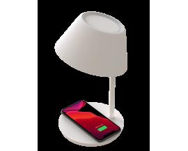 Lampa inteligenta LED integrat Yeelight Staria Bedside,Wi-Fi, control vocal si tactil, cu incarcare wireless 10W, 22W - 786491