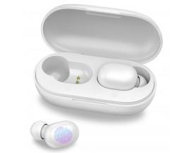 Casti Wireless Haylou GT1, Bluetooth 5.0, TWS Albe